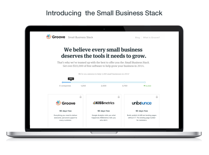 Introducing the Small Business Stack