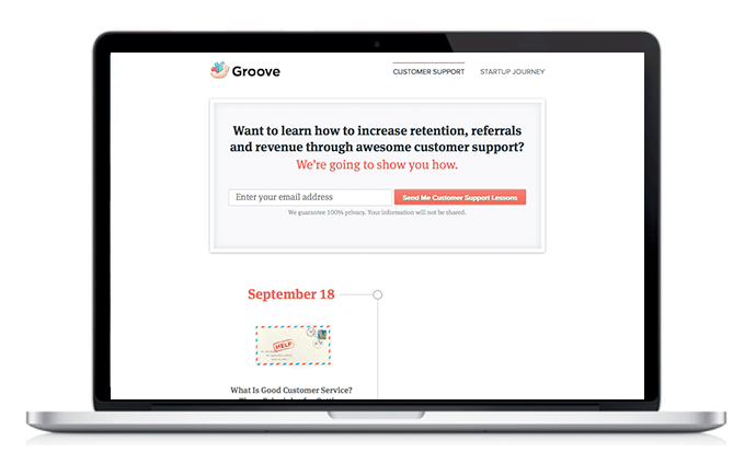 Introducing the NEW Groove Support Blog