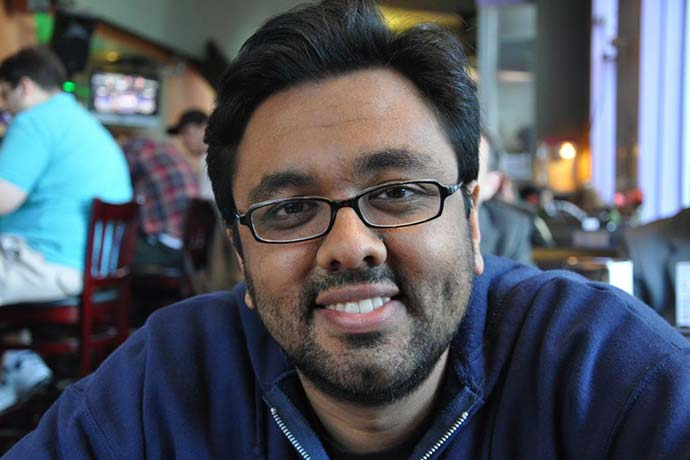 Interview With :    Hiten Shah, Co-founder at  Crazy Egg and KISSmetrics