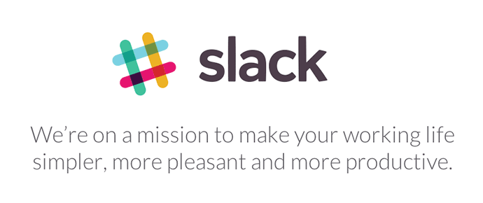 Slack's values