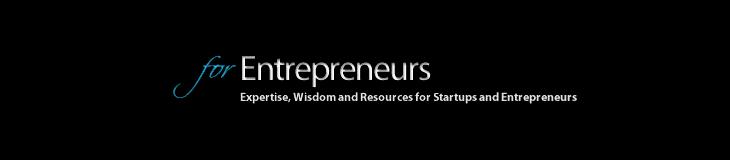 For Entrepreneurs logo