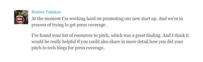 Business questions and answers: How to get press coverage for your business