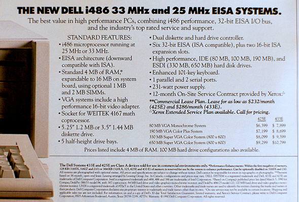 Dell i486