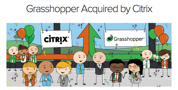 Citrix Grasshopper acquisition