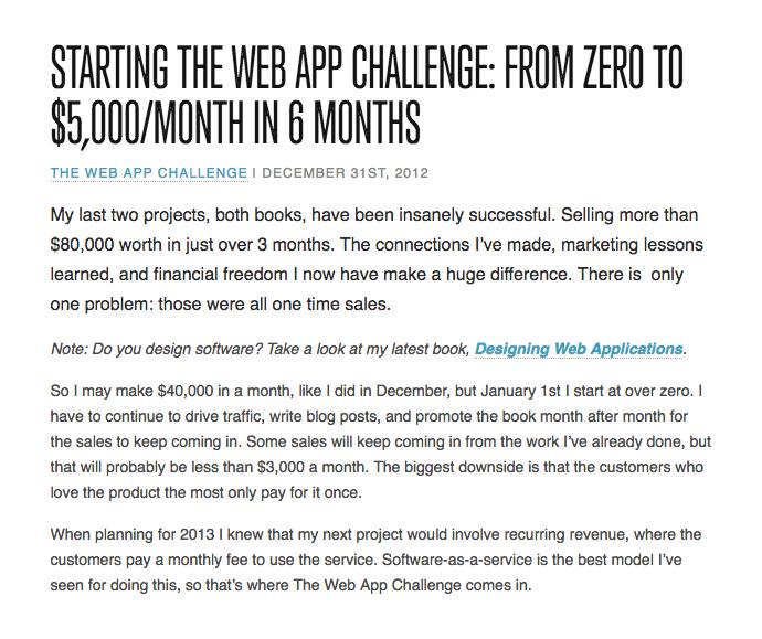 Kickstarting ConvertKit