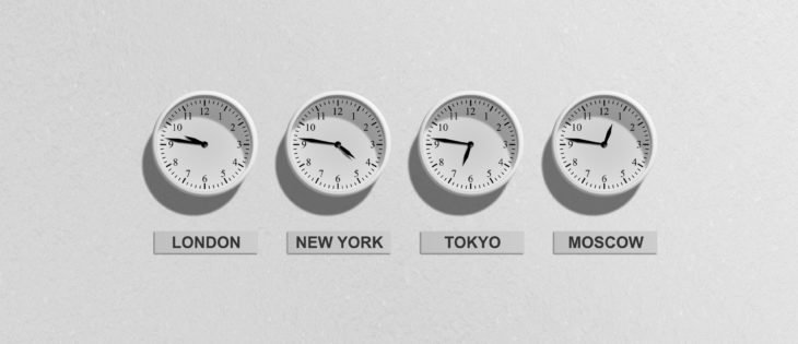 remote teams across time zones