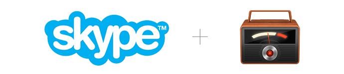 Skype and Piezo logos