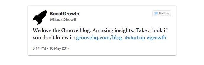 blogging roi