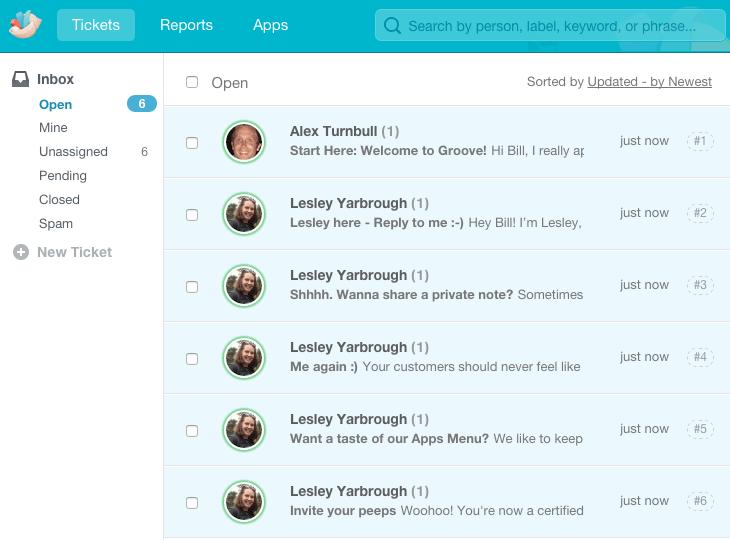 New User Mailbox