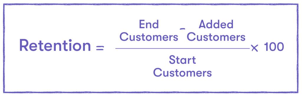 retention formula